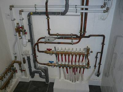 entretien plomberie six-fours