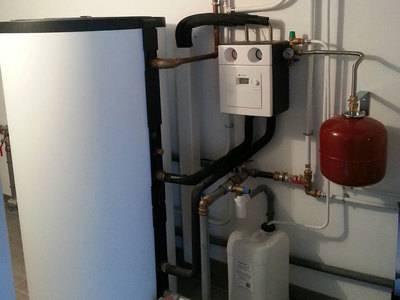 entretien chauffage gaz Sanary