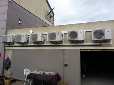 entretien climatisation réversible sanary