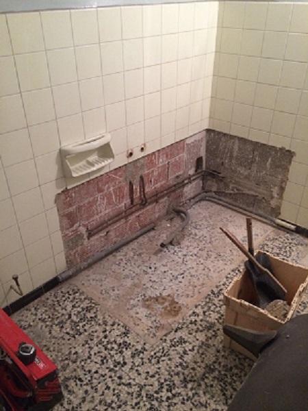 renovation sdb avant apres plombier chauffagiste. Black Bedroom Furniture Sets. Home Design Ideas