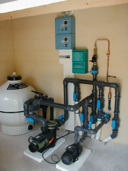 Filtration de piscine plombier chauffagiste calitherm for Plan filtration piscine